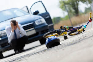 Bicycle Accident Personal Injury Lawyer